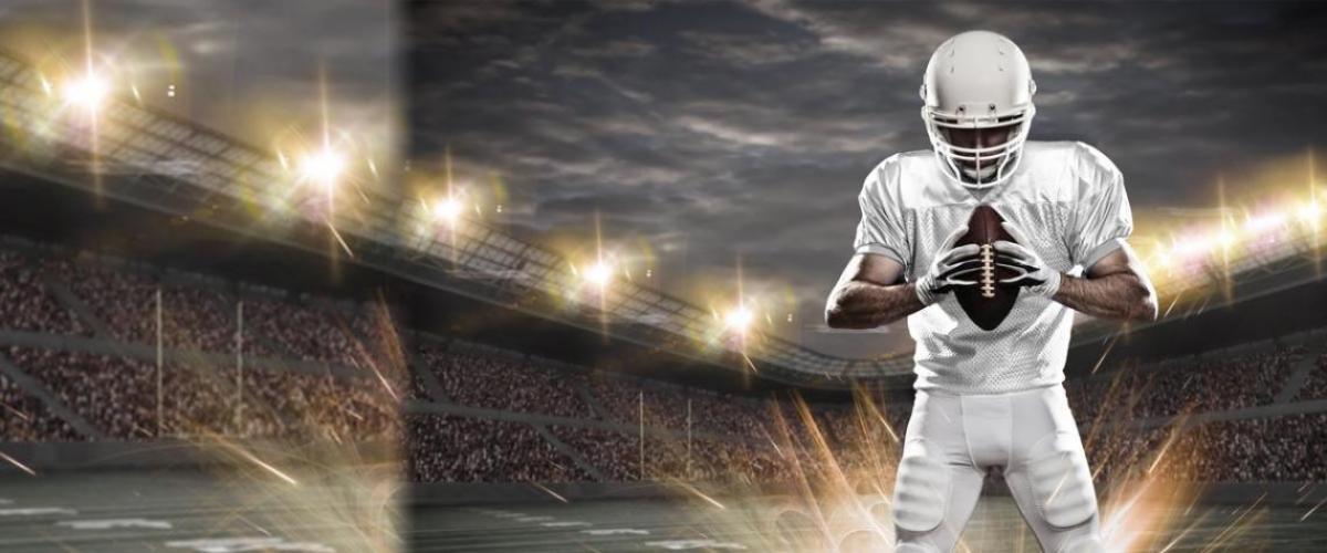 Hagen in Aktion einkaufen American Football