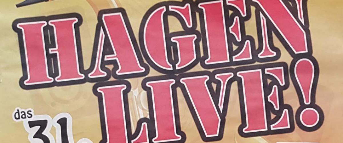 Hagen Live 2017 - Musikfestival der Hagener Gastronomie